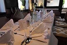 Feiern in der Gaststätte Pampeses
