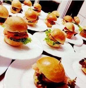 Mini Burger Party